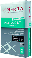 Затирка PierraJoint (антрацит) 25 кг