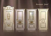 Двері міжкімнатні  Деревяні  елітні моделі