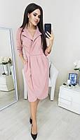 """Платье женское модное на запах с люрексом размеры 42-48 (3цв) """"ELIZA"""" купить оптом и в розницу в Одессе на 7км, фото 1"""