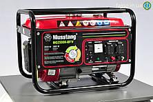 Генератор газ-бензиновый Musstang MG2500KG-BF/V (2,8 кВт)