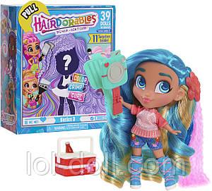 Игрушка кукла Hairdorables Dolls серия 3 с аксессуарами