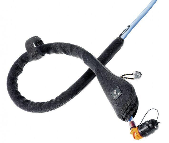 Защита от замерзания шланга питьевой системы Deuter Streamer Tube Insulator black (32895 7000)