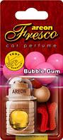 Ароматизатор пробка Wood Areon Fresco Bubble Gum Бабл гам FRTN07