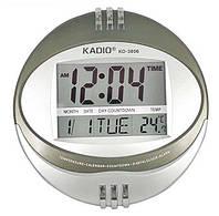 Часы электронные настенные Kadio KD-3806N