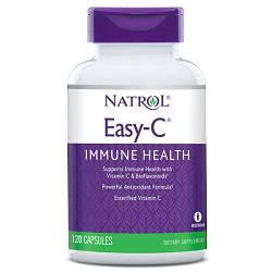Витамин Ц Natrol Easy-C 500mg 120 caps