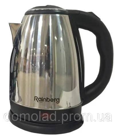 Чайник Электрический С Дисковым Нагревательным Элементом Rainberg RB-804