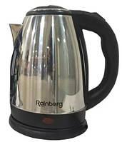 Чайник Электрический С Дисковым Нагревательным Элементом Rainberg RB-804, фото 1