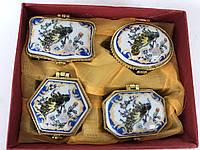 Набор шкатулок из 4 шт Lefard 079, фото 1