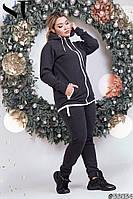 Женский спортивный комплект большого размера, фото 1