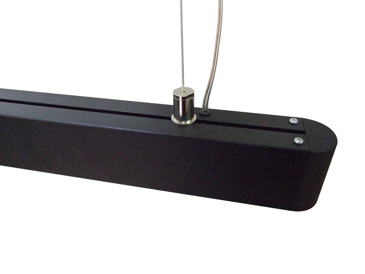 Linea-600: 22W 2200Lm линейный LED-светильник (45х60х600мм)