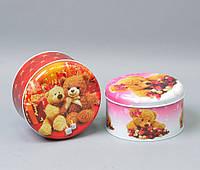 Коробка Мишки металл SKL11-208055