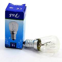 Лампочка для холодильника F&S E14 15W 26x58