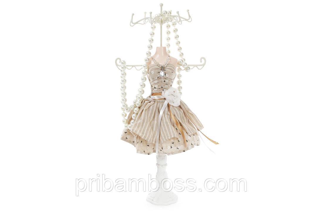 Подставка для украшений Платье 40 см