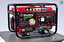 Генератор газ/бензин Musstang MG2800K (3 кВт)