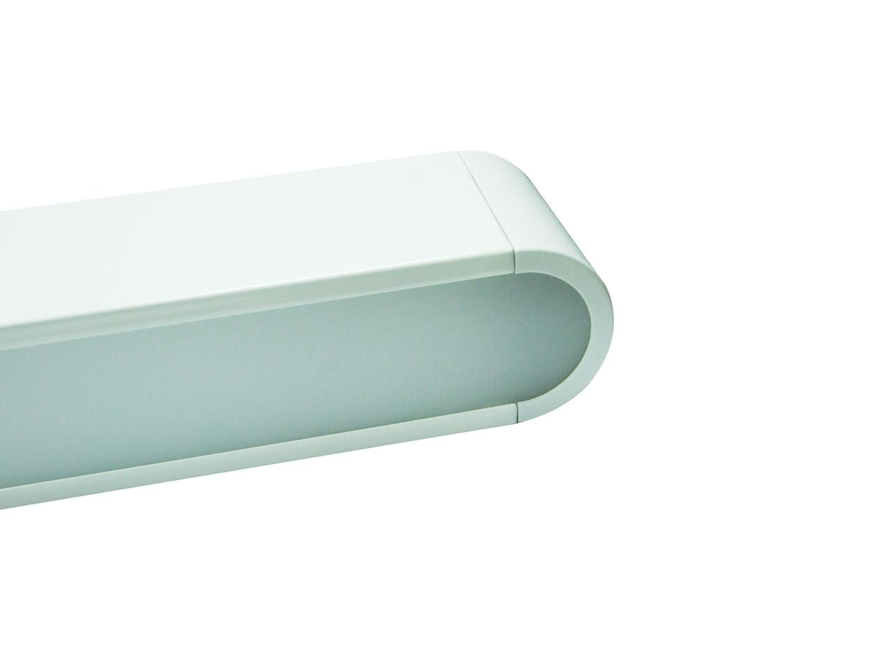 Linea-1200: 43W 4300Lm линейный LED-светильник (45х60х1200мм)