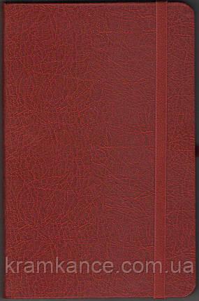 Нотатник А5 з гумкою, 128 аркушів, повнокольорова обкладинка, фото 2