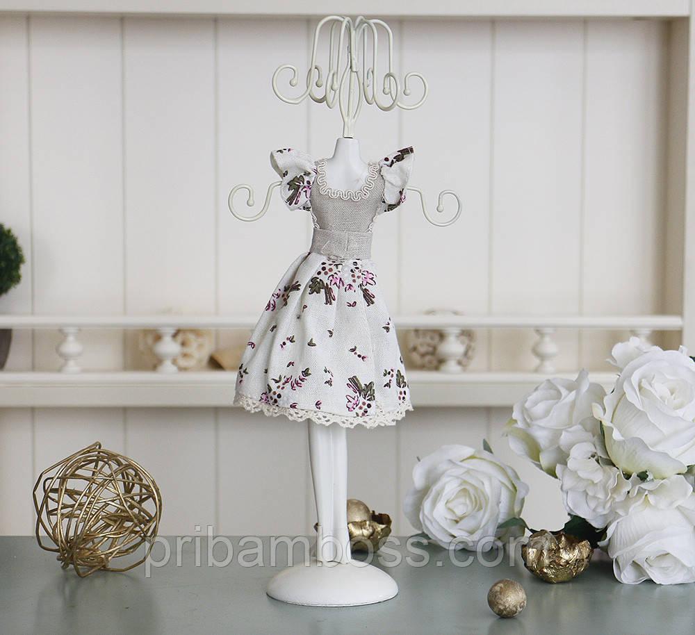 Подставка для украшений Платье 31 см