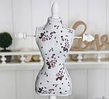 Подставка для украшений манекен платье, фото 2