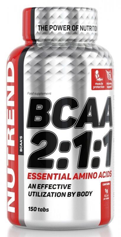 Спортивное питание Nutrend BCAA 2:1:1 TABS
