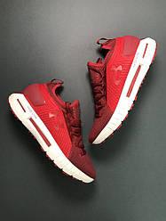 Мужские кроссовки  Under Armour Hovr Red White (красные)