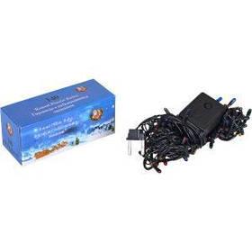 Гирлянда электрическая 140(120) лампочек цветная
