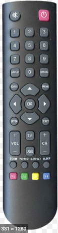 Пульт ДУ для TCL 06-520W37-B002X, Saturn LED 291 (LED TV)