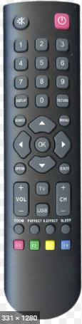 Пульт ДУ для TCL 06-520W37-B002X, Saturn LED 291 (LED TV), фото 2