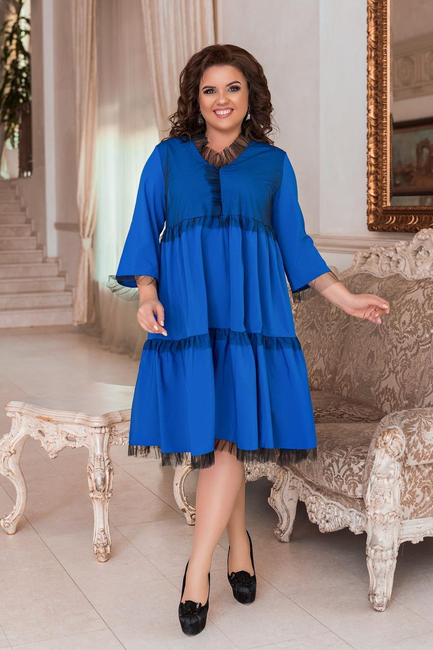 Платье женское 804дм батал