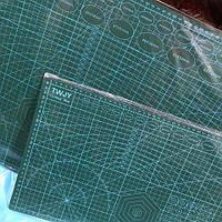 Мат (коврик) для раскроя двухсторонний А4