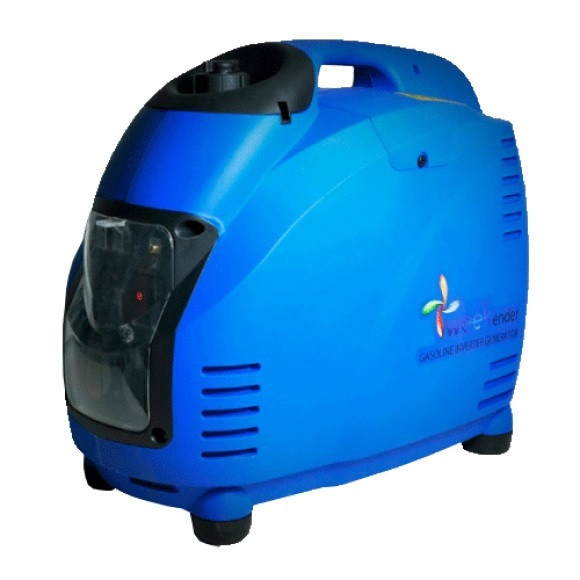 Однофазний інверторний бензиновий генератор Weekender D3500i (3,5 кВт)