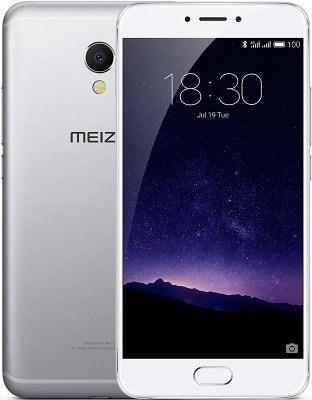 Смартфон Meizu MX6 3/32GB Silver/White