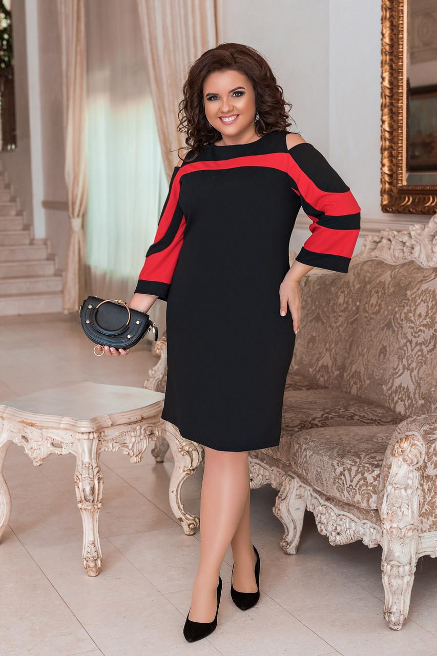 Платье женское 813дм батал