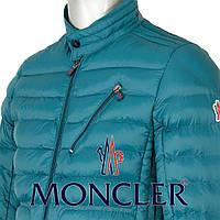 Легкая стеганная мужская куртка, фото 1