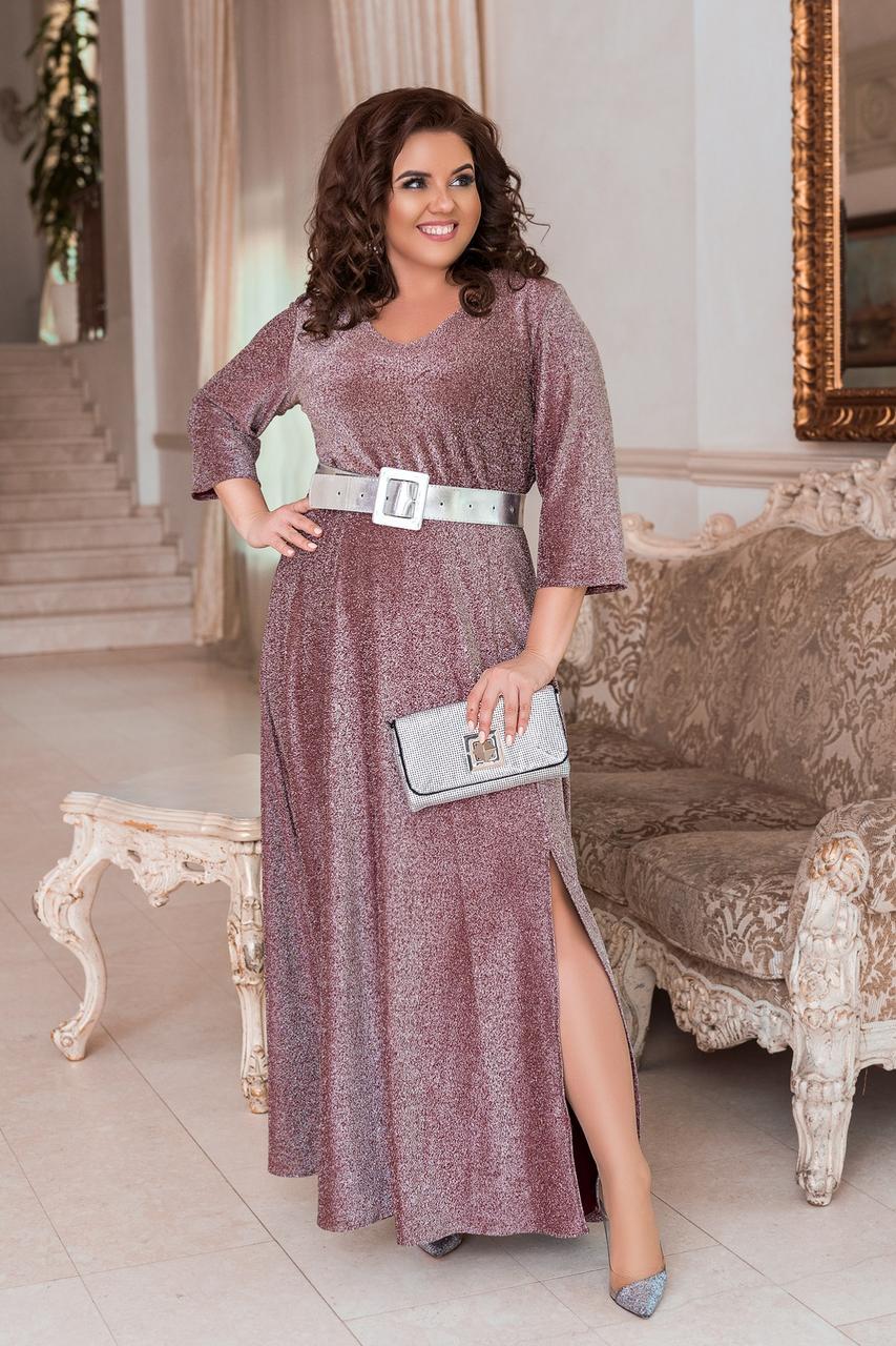 Платье женское 831дм батал