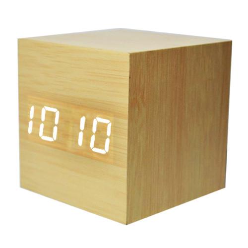 Часы сетевые 869-6, USB дерево