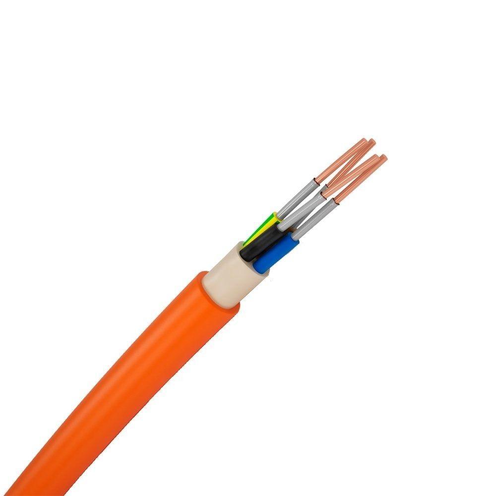 Вогнестійкий кабель NHXH FE 180 E30 10x1,5
