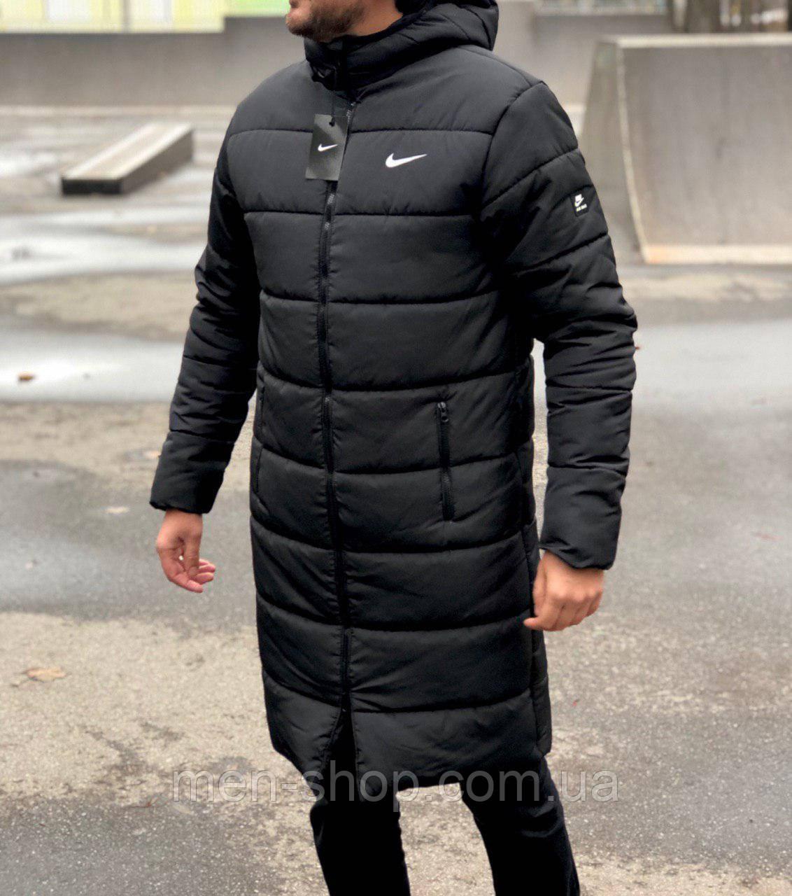 Куртка мужская зимняя в стиле Nike