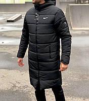 Куртка мужская зимняя в стиле Nike, фото 1