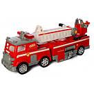 """Набор с транспортом """"Щенячий патруль"""", пожарная машина, звук, свет, транспорт, фигурки, фото 2"""