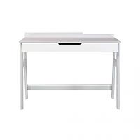 Письменный стол Верес Манхэттен (цвет: бело-серый)