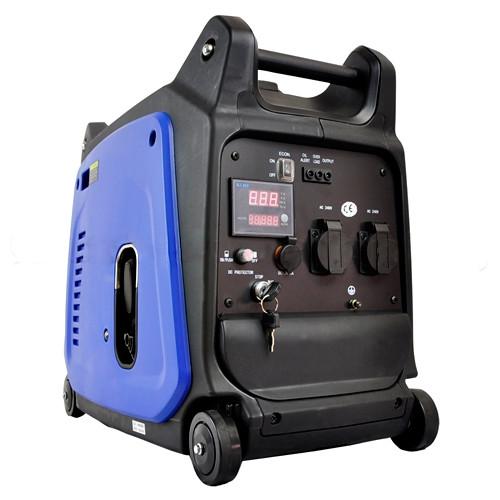 Однофазний інверторний бензиновий генератор Weekender X2600ie (2,6 кВт) Електростарт + Дистанційний запуск