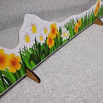 Трава с цветами - 2. Напольная декорация