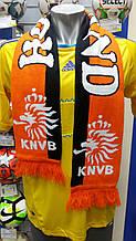 Шарф сборной Голландии