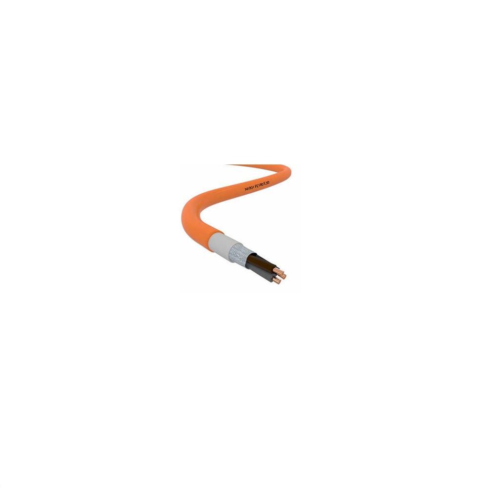 Вогнестійкий кабель NHXH FE 180 E30 3x4