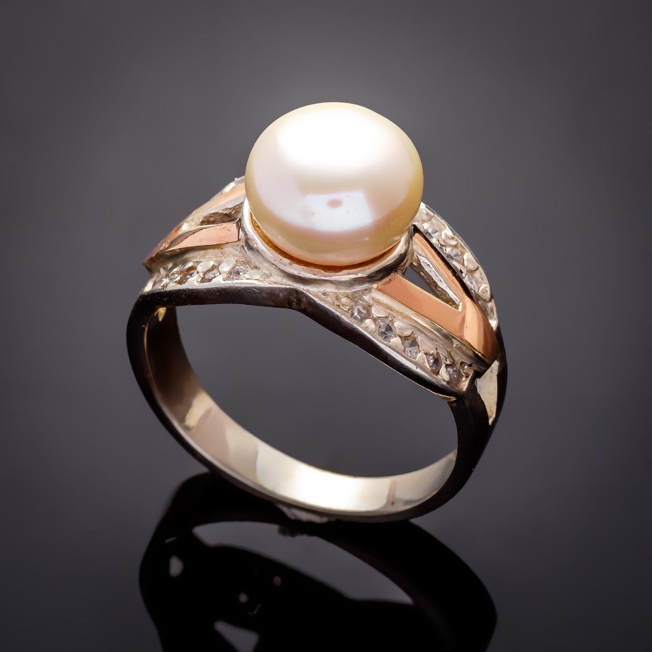 Серебряное кольцо Оксана