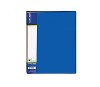 Папка А4 с 40 файлами Economix, синяя