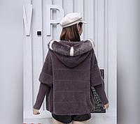 Кофта куртка женская в расцветках 41728, фото 1