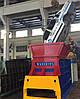 Горизонтальные (контейнерные) пресс-ножницы для металлолома Q43W-4000 Wanshida