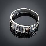 Серебряное кольцо Цезарь, фото 2