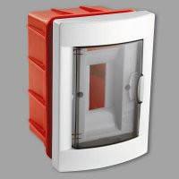 Коробка для внутреннего монтажа  на 2 автомата ( VIKO)